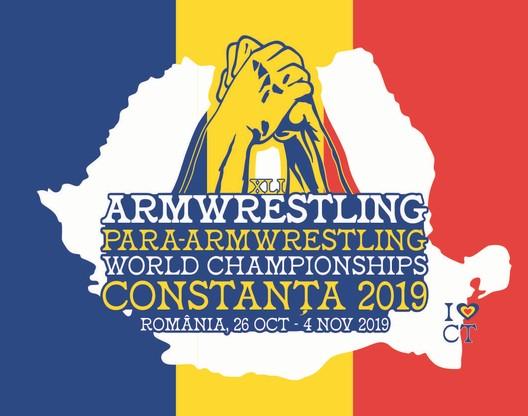 アームレスリング世界大会2019